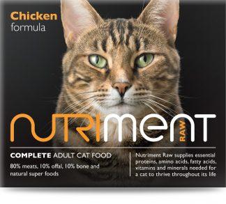 Cat Food Chicken Formula