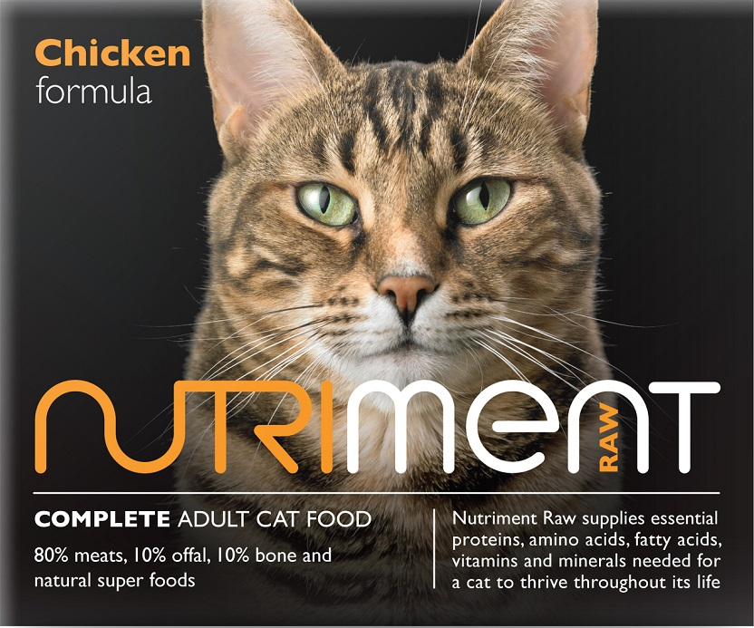 Cat Food Chicken Formula