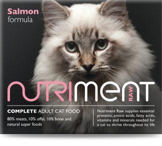Cat Food Salmon Formula