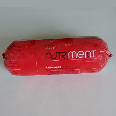 Nutriment Beef Chubb