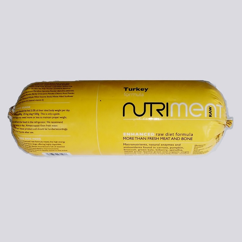 Nutriment Dog Food How Much To Feed