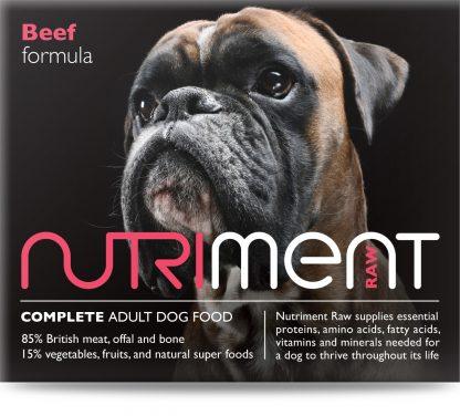 Beef Formula