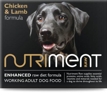 Chicken and Lamb Formula