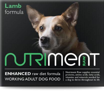 Nutriment Lamb Formula