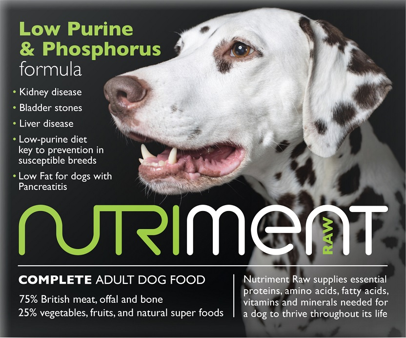 Low Purine and Phosphorus Formula
