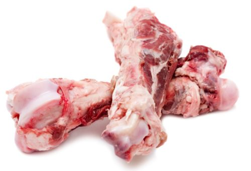 Raw Bones for Dogs