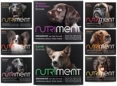 Nutriment Mixer Box