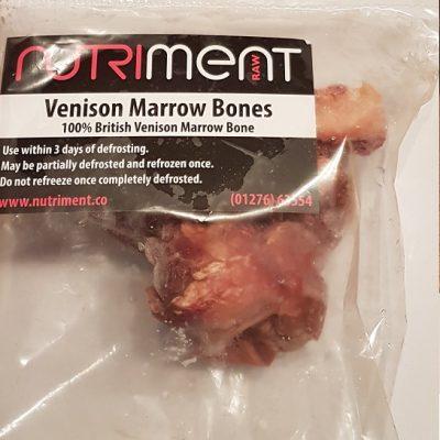 Nutriment Venison Bones