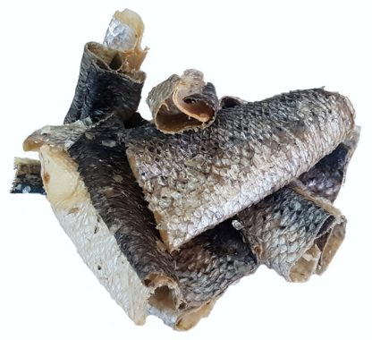 Air Dried Salmon Skins