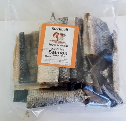 Packet of Salmon Skins