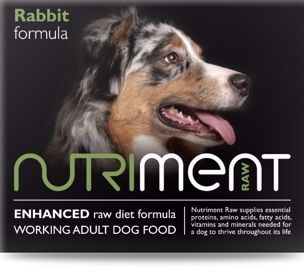 Nutriment Rabbit Formula For Dogs With Sensitive Stomachs