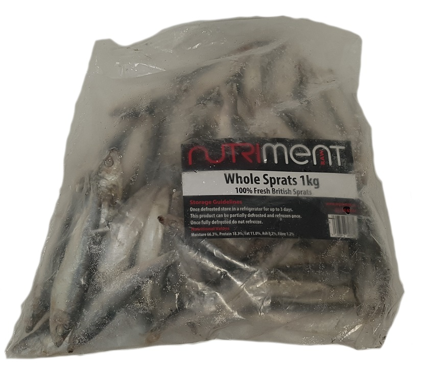 Sprats for Dogs