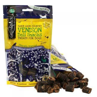 Venison Snacks