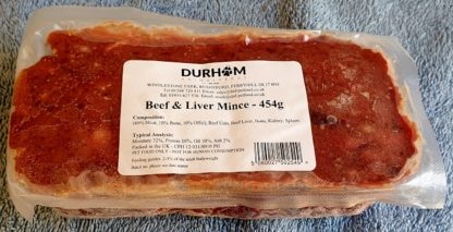 DAF Beef and Liver Mince