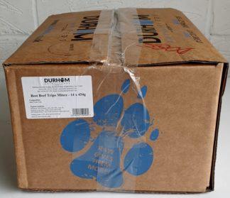 DAF Tripe (Beef) Mince Box of 14
