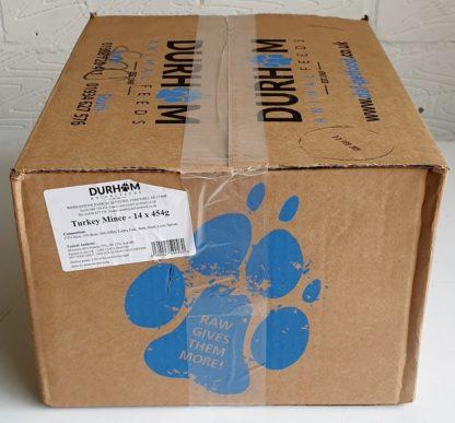 DAF Turkey Mince Box of 14