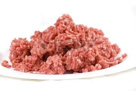 Minced Beef - Meat Only