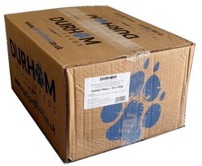 DAF Rabbit Mince Box of 14