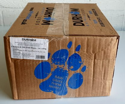 DAF Chicken and Oily Fish Box of 14