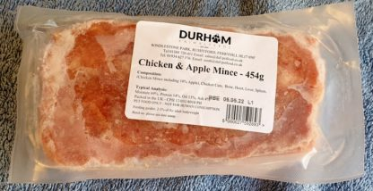 DAF Chicken and Apple Mince