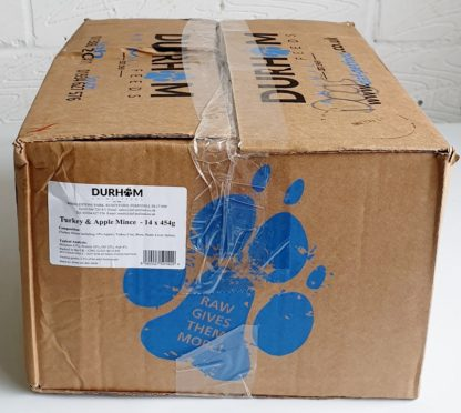 DAF Turkey and Apple Mince Box of 14