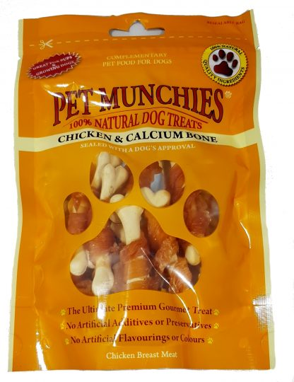Chicken and Calcium Pet Munchies
