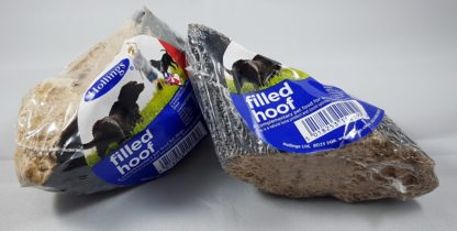 Filled Hoof Hollings