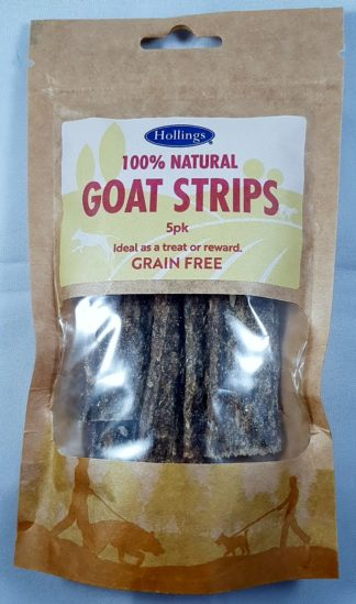 Goat Strips Hollings