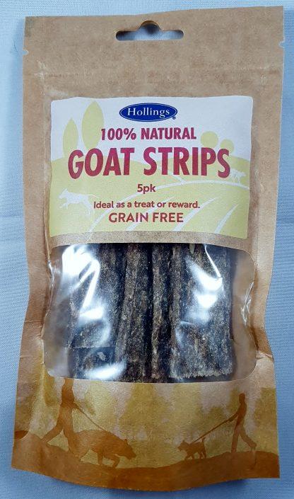 Goat Strips Hollings