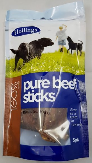 Pure Beef Sticks Hollings