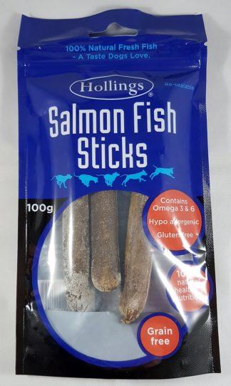 Salmon Fish Sticks Hollings