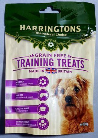 Training Treats Harringtons