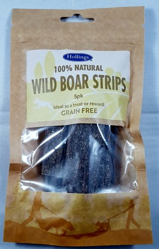 Wild Boar Strips Hollings
