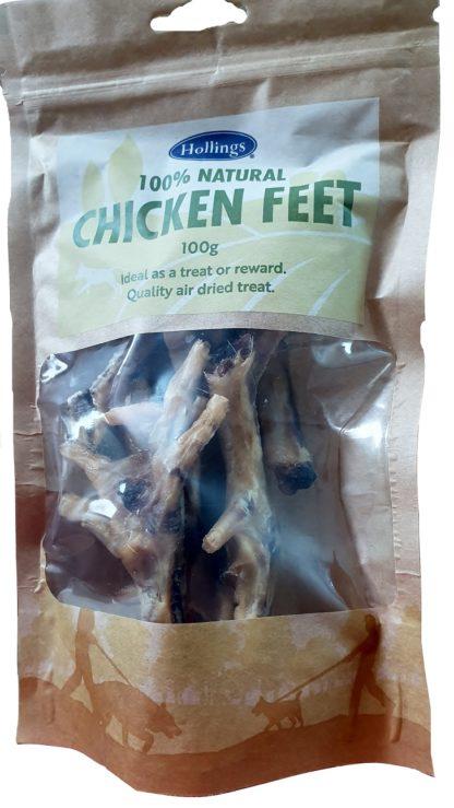 Dried Chicken Feet