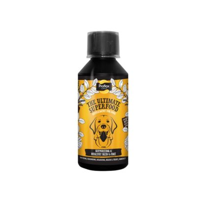 Proflax natural skin & Coat supplement 250ml