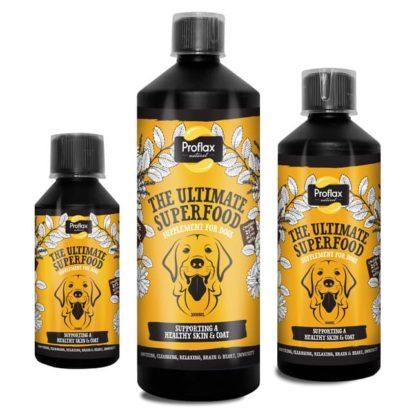 Proflax skin & Coat supplement