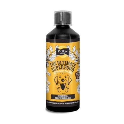 Natural skin & Coat supplement 500ml