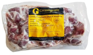 Gressingham Duck Hearts