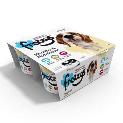 original frozzy yoghurt