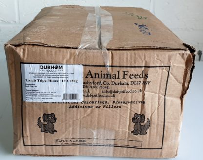DAF Lamb Tripe Box of 14