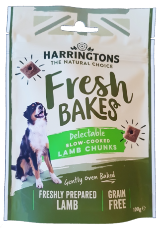 Harringtons Lamb Chunks