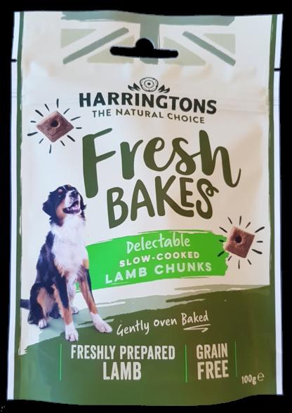 Harringtons Lamb Chunks