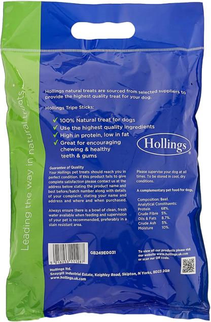 Hollings Tripe Stick Treats