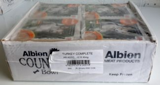 Albion Complete Turkey Box of 12