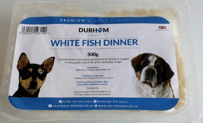 DAF White Fish Dinner