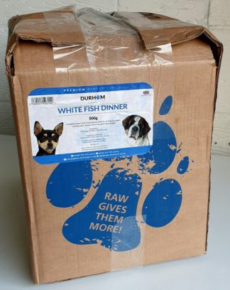 DAF White Fish Dinner Box of 24