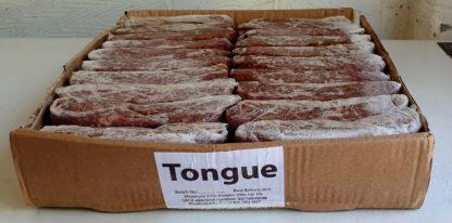 Tripe Factory Tongue Box of 20