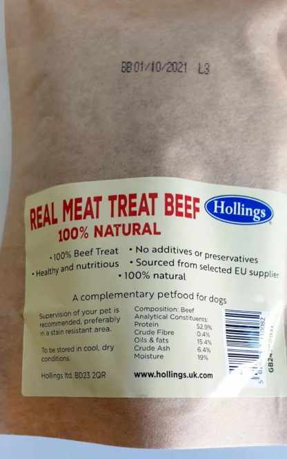 Real Meat Treat