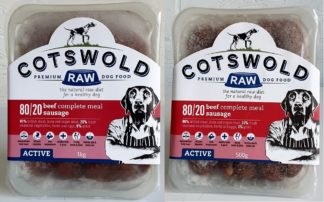 Cotswold Raw Beef Sausage