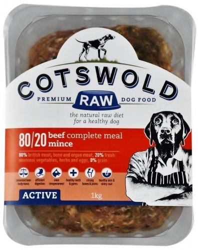 Cotswold Raw Beef Mince 1kg